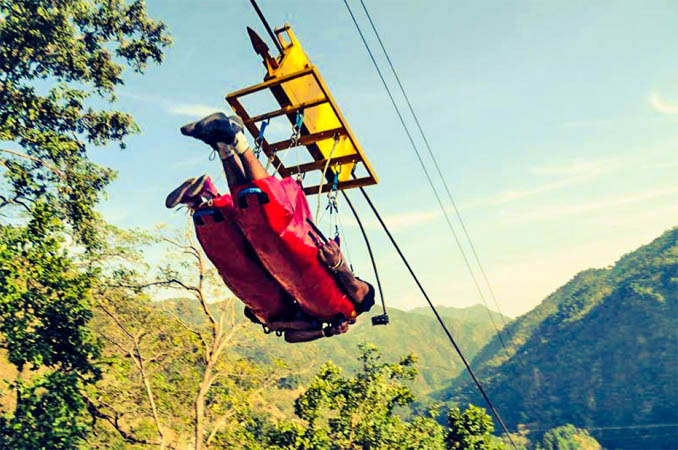 Bungy Adventure India